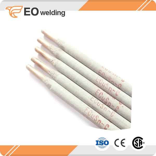 Ecusn-C Copper Alloy Welding Rod