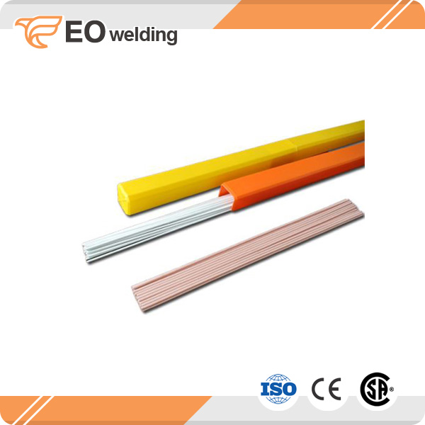 RBCuZn-C Flux Coated Brazing Alloy Welding Rod