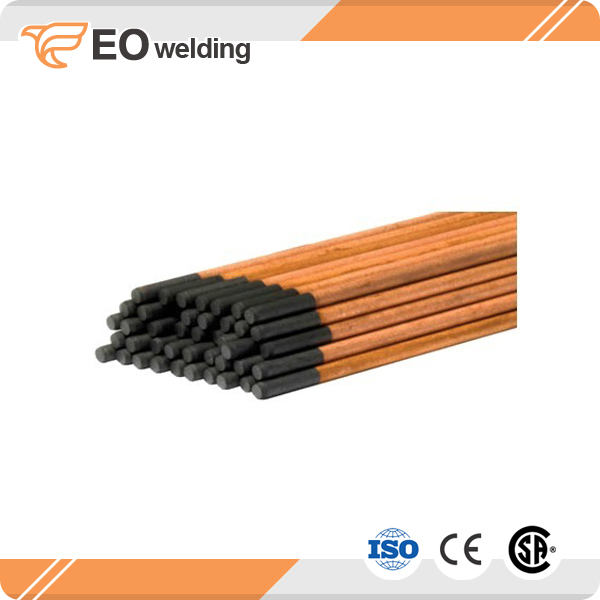 China Round Carbon Arc Gouging Electrode Manufacturers And