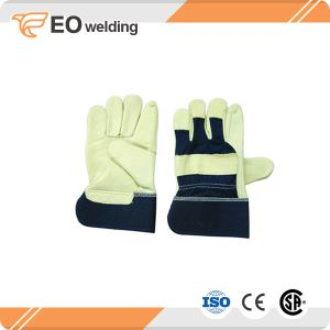Resistant Industrial Welding Hand Gloves