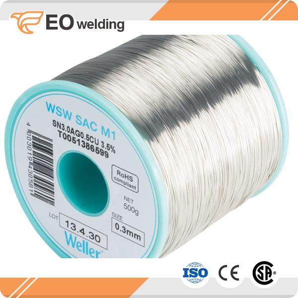 63 Tin 37 Lead Rosin Flux Cored No Clean Solder Wire