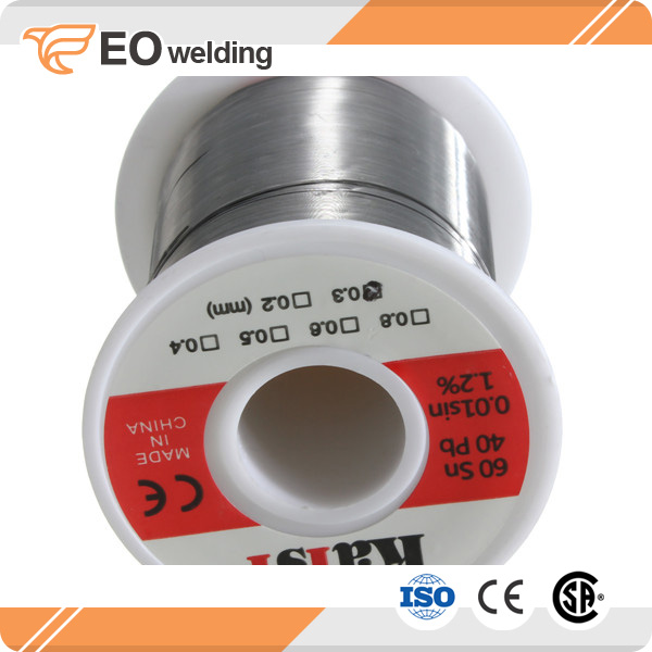Plastic Spool 1kg Super Solder Tin Wire