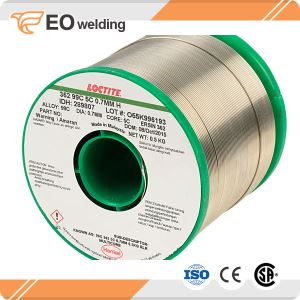 0.8 Mm LED Lighting No Clean Solder Wire
