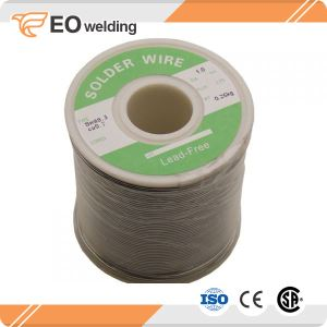 0.8mm Lead Free Silver Solder Wire