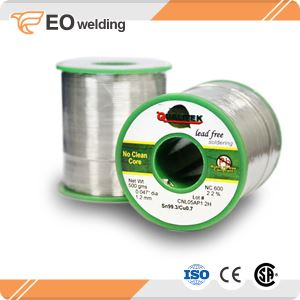Lead Free Tin Copper Wire