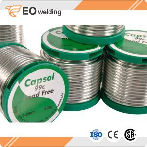 No Clean Lead Free Resin Flux Cored Solder Wire