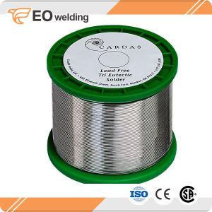 Sn Cu Flux Cored Lead Free Solder Wire