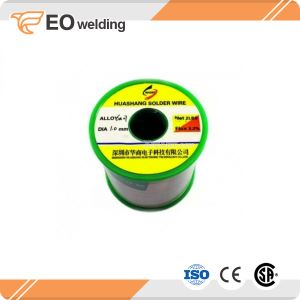 Sn99.5 Cu0.5 Lead Free Solder Wire In Reels