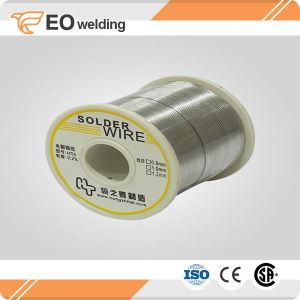 Solid Core Tin Alloy Solder Wire