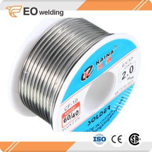 Tin Alloy Lead Free Flux Cored Solder Wire