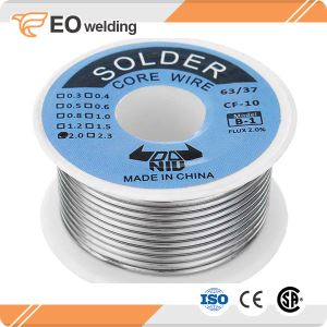 Tin Lead Wire Solder In Fuse By Soldering Irons