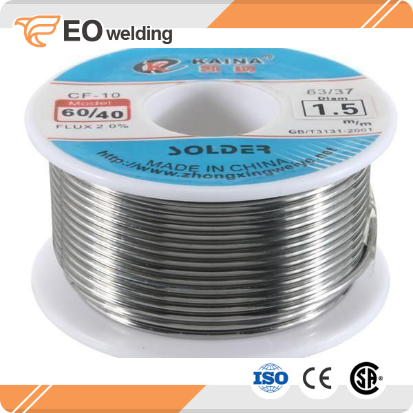 Sn 20 Pb 80 Flux Cored Solder Wire In Fuse