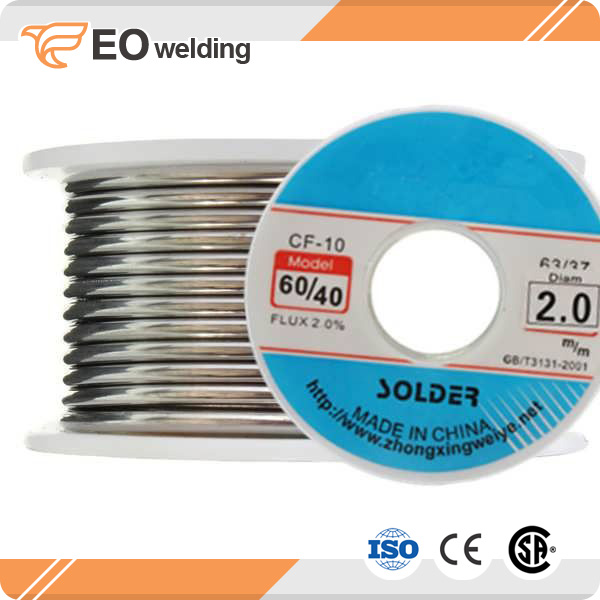 China Sn 60 Pb 40 Tin Lead Solder Wire Manufacturers And