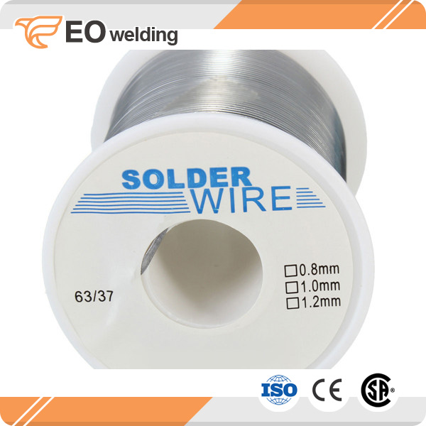 Tin Lead Flux Cored Solder Wire For Precise Instruments