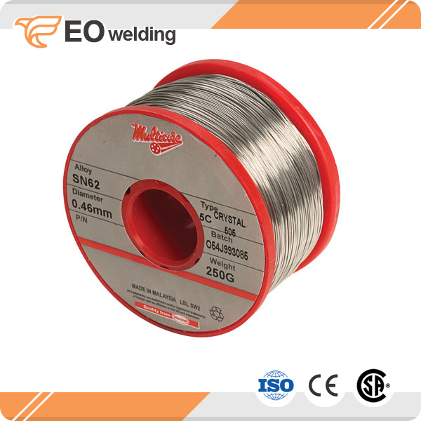 Tin Lead Solder Wire For Mechanical Soldering